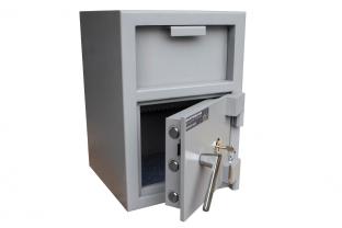 Burton Rotary Teller Deposit Safe - KL