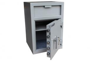 Burton V-Trap Size 2K Teller Deposit Safe