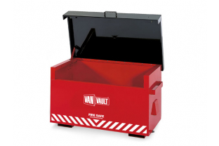 Van Vault Fire Safe Site Box