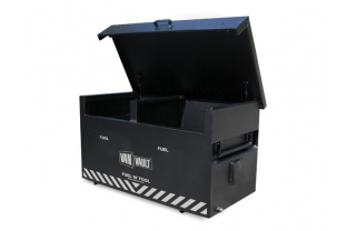 Van Vault Fuel 'N' Tool Site Box