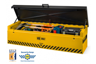 Van Vault Tipper - Secured by Design