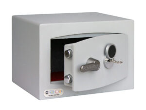 Securikey Minivault Silver 0K home safe